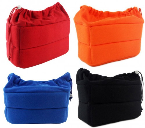 New Colourful Padded Camera Bag Inserts For Your Dslr Available Now At Rigu Rigu S Blog