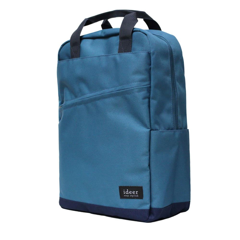 blue hayden backpack by ideer