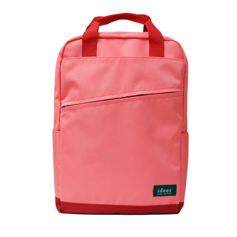 pink hayden backpack by ideer