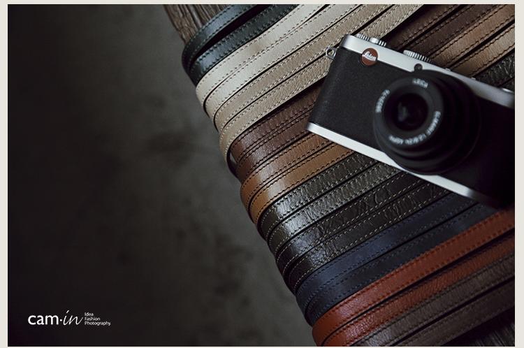 Cam-in XL camera straps